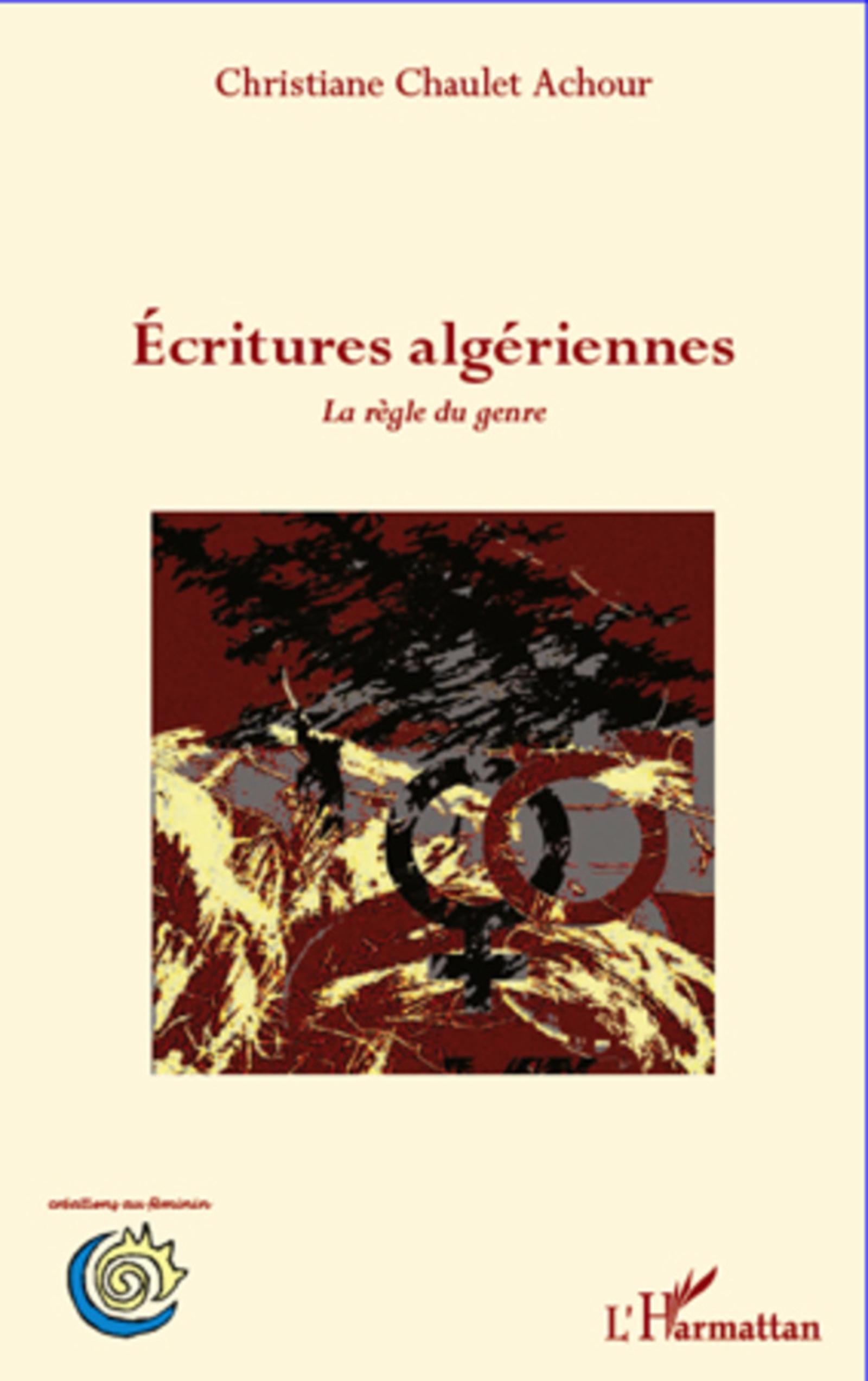 Ecritures algériennes | Chaulet Achour, Christiane
