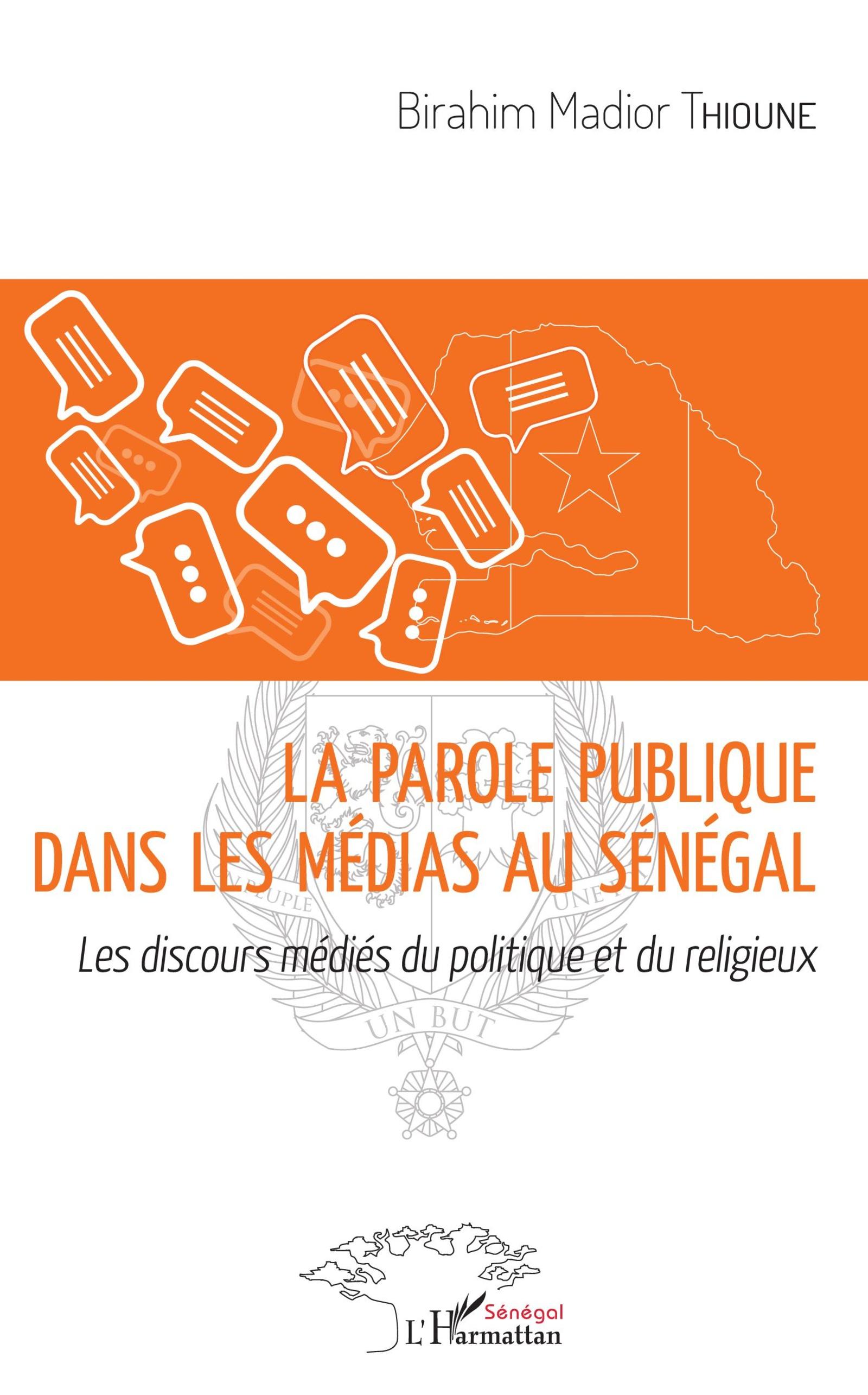 La parole publique dans les médias au Sénégal |